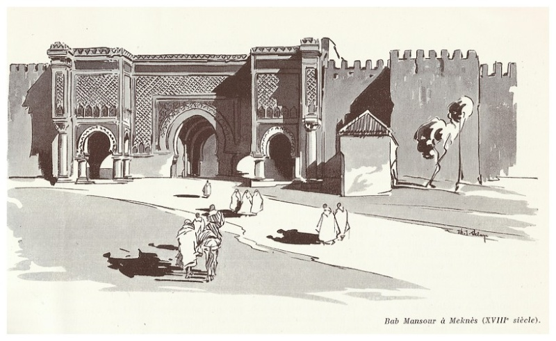 MAROC, Atlas historique, géographique, économique. 1935 Bbscan24