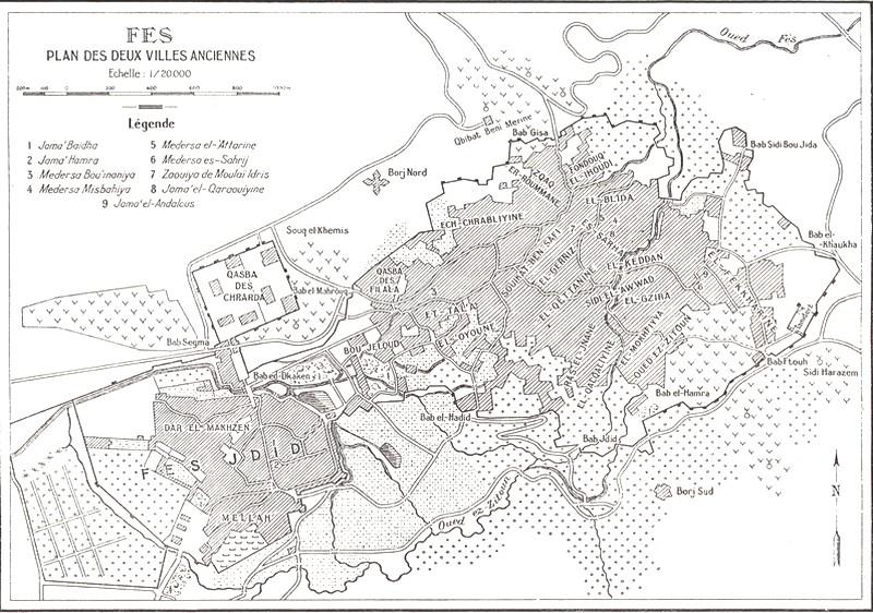 MAROC, Atlas historique, géographique, économique. 1935 Bbscan25