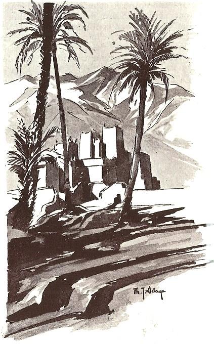 MAROC, Atlas historique, géographique, économique. 1935 Bbscan28