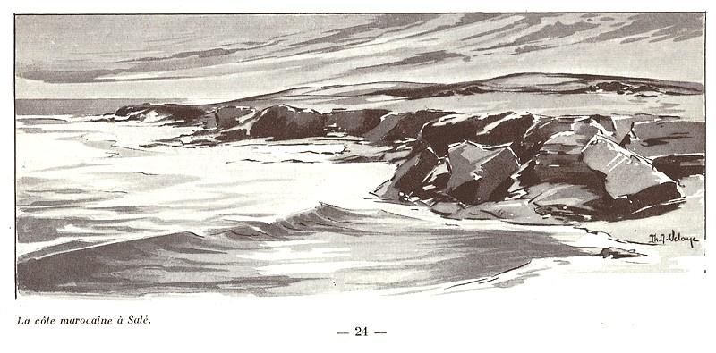 MAROC, Atlas historique, géographique, économique. 1935 Bbscan29
