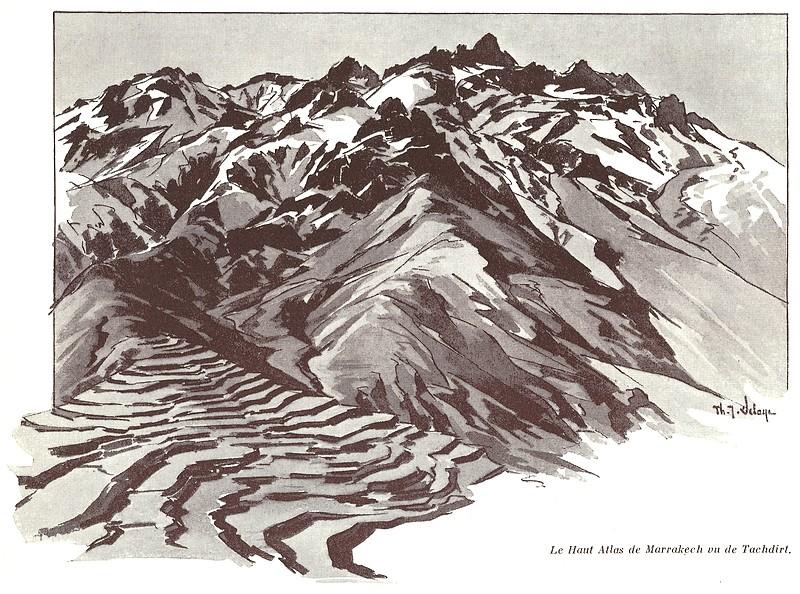 MAROC, Atlas historique, géographique, économique. 1935 Bbscan31