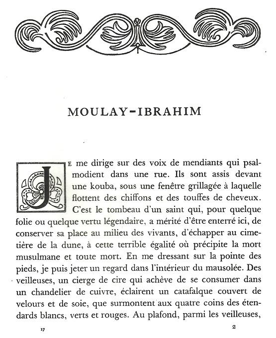 Jean et Jérôme THARAUD, LE MAROC - 1923 - Bscan_22