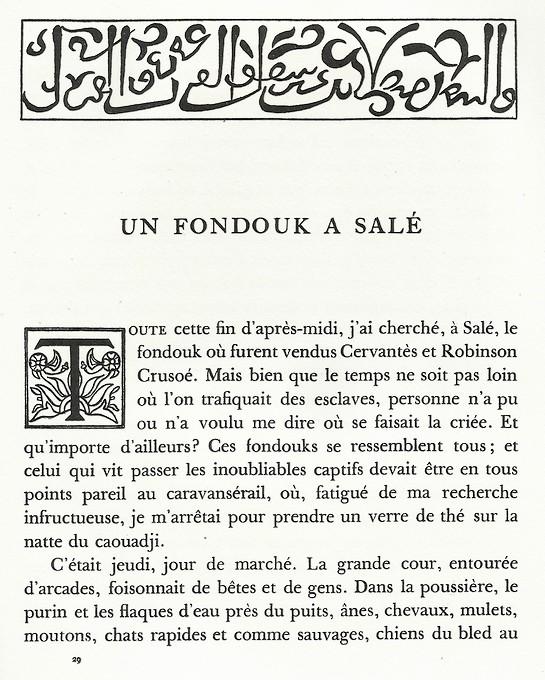 Jean et Jérôme THARAUD, LE MAROC - 1923 - Bscan_29