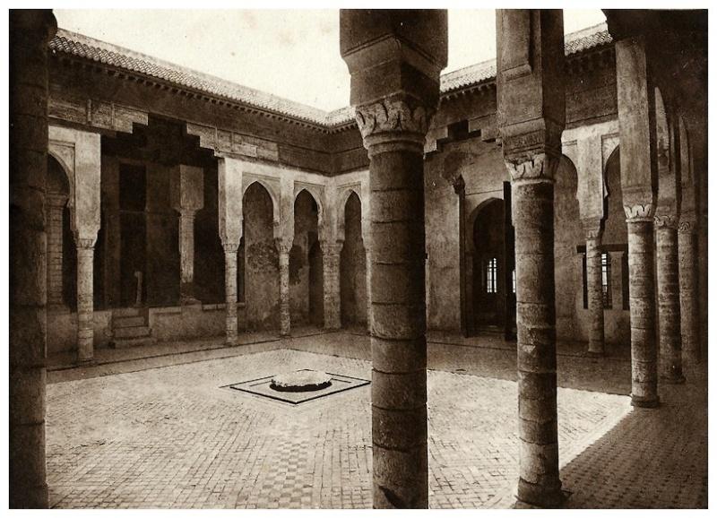 Le jardin et la maison arabes au Maroc de Jean Gallotti - Page 5 Cscan140