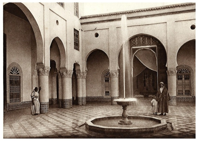 Le jardin et la maison arabes au Maroc de Jean Gallotti - Page 5 Cscan141
