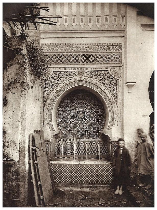 Le jardin et la maison arabes au Maroc de Jean Gallotti - Page 5 Cscan142
