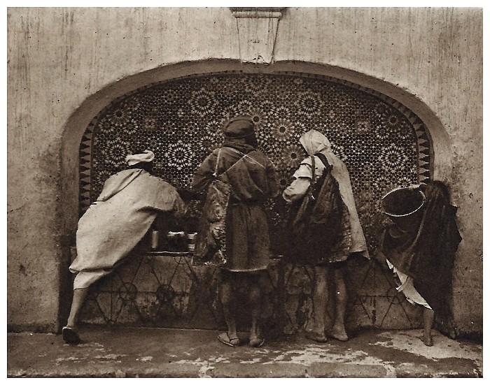 Le jardin et la maison arabes au Maroc de Jean Gallotti - Page 5 Cscan144