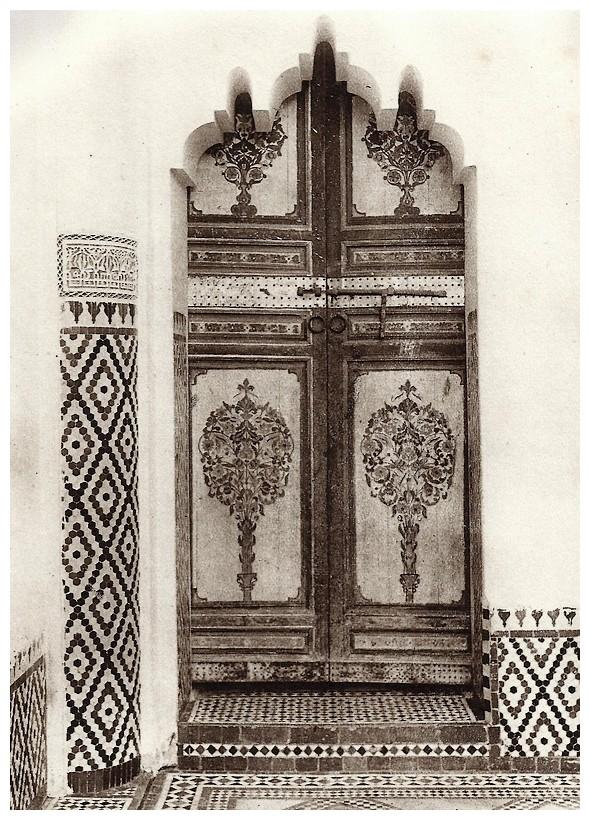 Le jardin et la maison arabes au Maroc de Jean Gallotti - Page 6 Cscan150