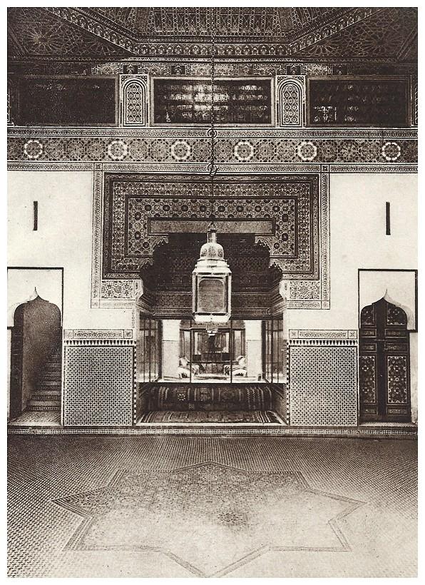 Le jardin et la maison arabes au Maroc de Jean Gallotti - Page 6 Cscan151