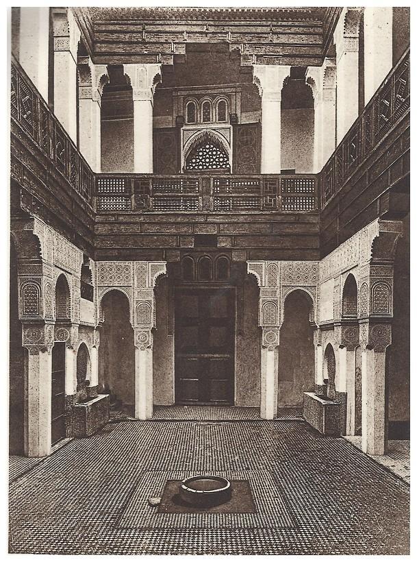Le jardin et la maison arabes au Maroc de Jean Gallotti - Page 6 Cscan152