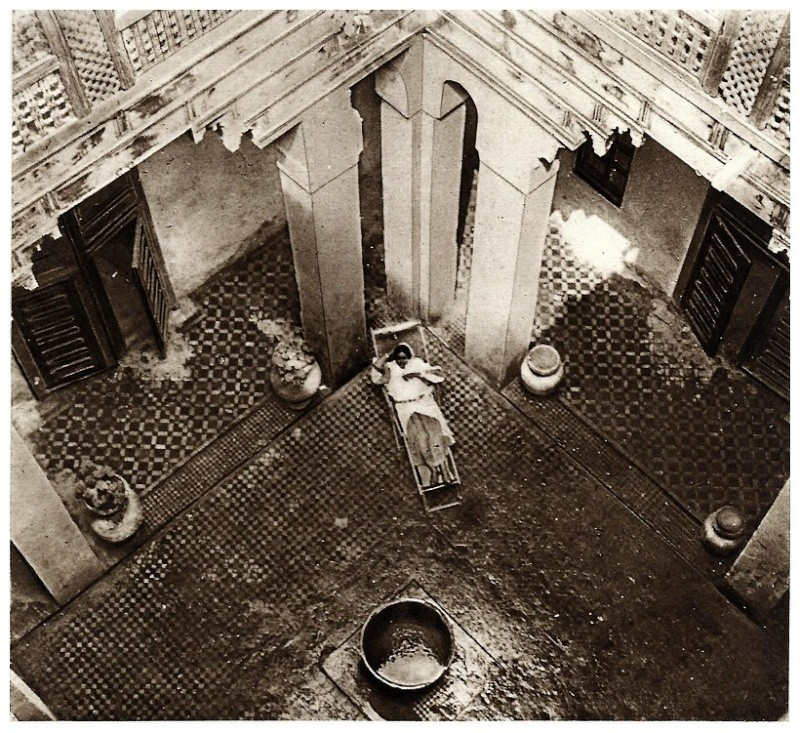 Le jardin et la maison arabes au Maroc de Jean Gallotti - Page 6 Cscan153