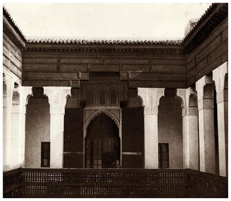 Le jardin et la maison arabes au Maroc de Jean Gallotti - Page 6 Cscan154