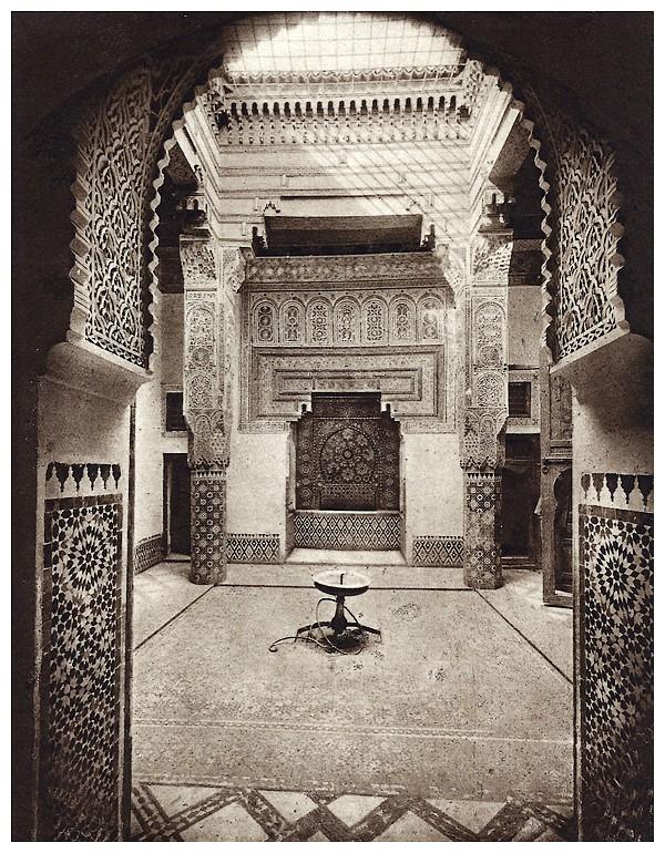 Le jardin et la maison arabes au Maroc de Jean Gallotti - Page 6 Cscan156