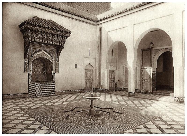 Le jardin et la maison arabes au Maroc de Jean Gallotti - Page 6 Cscan157