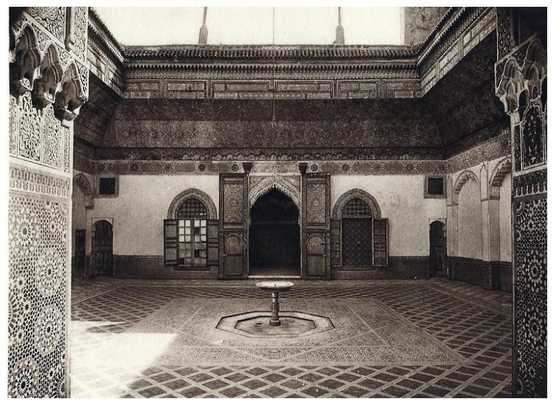 Le jardin et la maison arabes au Maroc de Jean Gallotti - Page 6 Cscan158