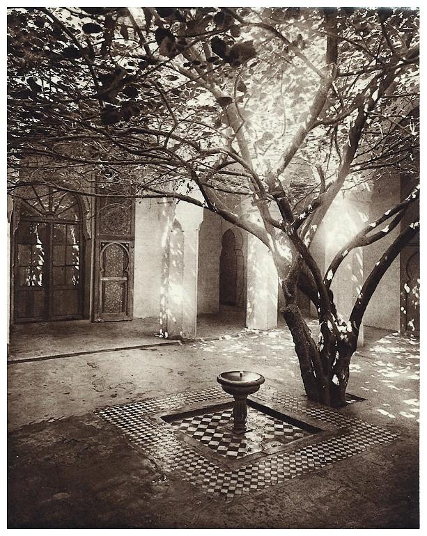 Le jardin et la maison arabes au Maroc de Jean Gallotti - Page 6 Cscan160