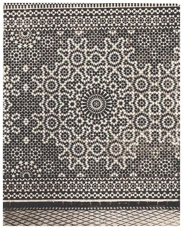 Le jardin et la maison arabes au Maroc de Jean Gallotti - Page 6 Cscan162