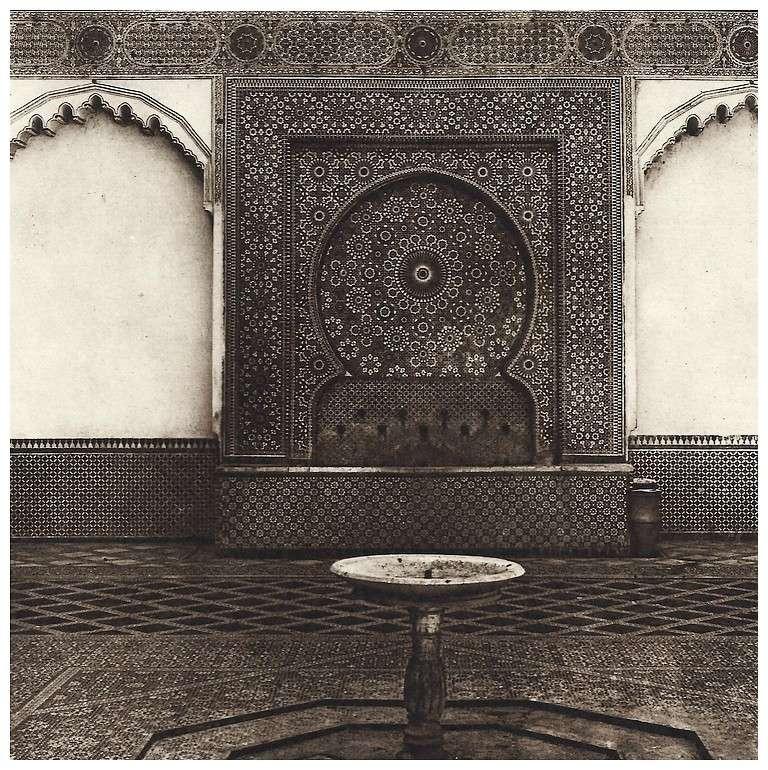 Le jardin et la maison arabes au Maroc de Jean Gallotti - Page 6 Cscan164