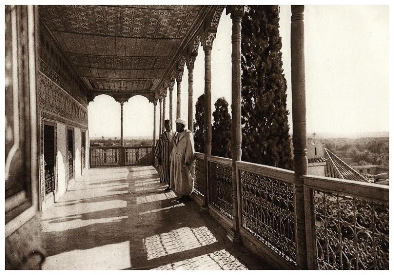 Le jardin et la maison arabes au Maroc de Jean Gallotti - Page 7 Cscan174