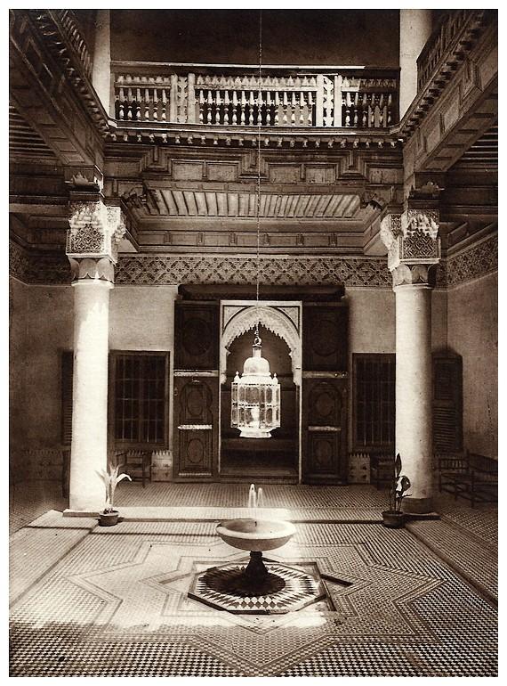 Le jardin et la maison arabes au Maroc de Jean Gallotti - Page 7 Cscan178