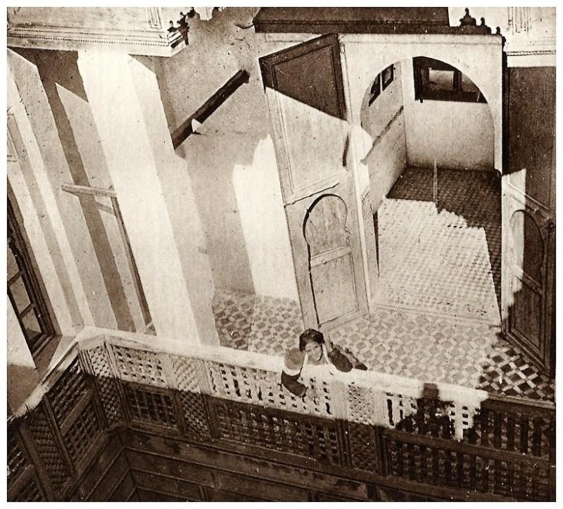 Le jardin et la maison arabes au Maroc de Jean Gallotti - Page 7 Cscan180