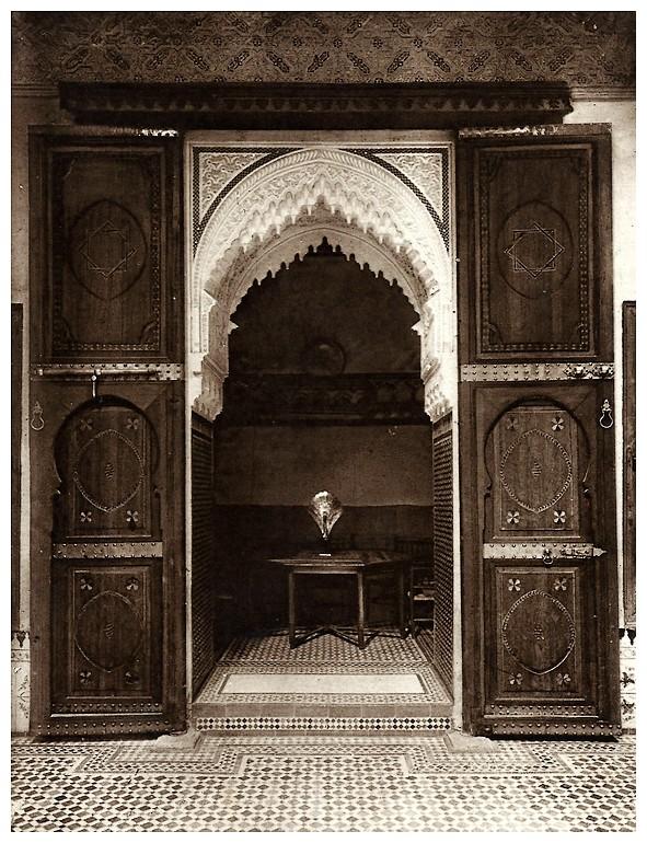 Le jardin et la maison arabes au Maroc de Jean Gallotti - Page 7 Cscan181