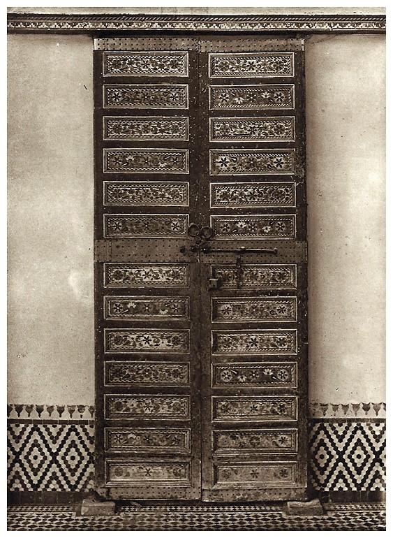 Le jardin et la maison arabes au Maroc de Jean Gallotti - Page 7 Cscan182