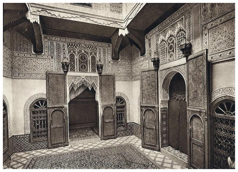Le jardin et la maison arabes au Maroc de Jean Gallotti - Page 7 Cscan184