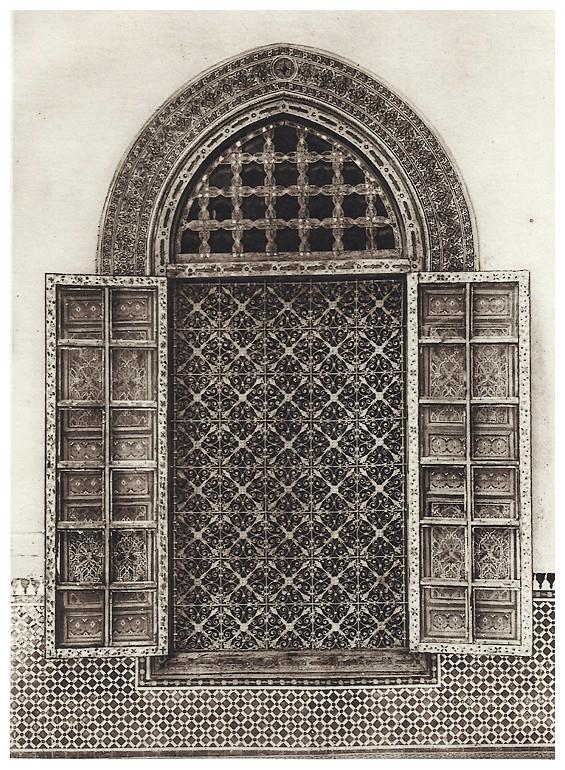 Le jardin et la maison arabes au Maroc de Jean Gallotti - Page 7 Cscan186