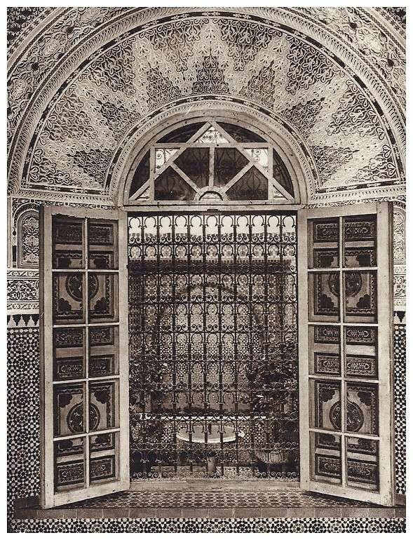 Le jardin et la maison arabes au Maroc de Jean Gallotti - Page 7 Cscan187