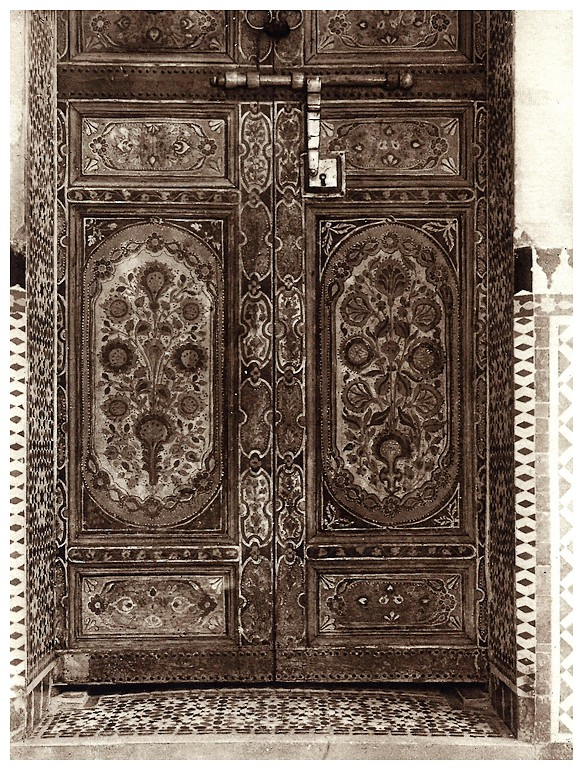 Le jardin et la maison arabes au Maroc de Jean Gallotti - Page 7 Cscan190