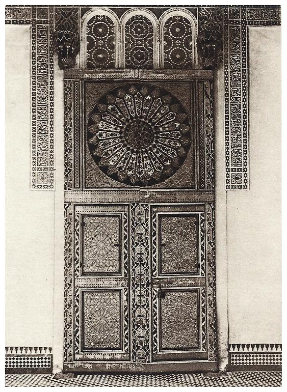 Le jardin et la maison arabes au Maroc de Jean Gallotti - Page 7 Cscan196
