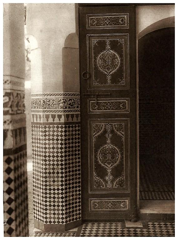 Le jardin et la maison arabes au Maroc de Jean Gallotti - Page 7 Cscan198