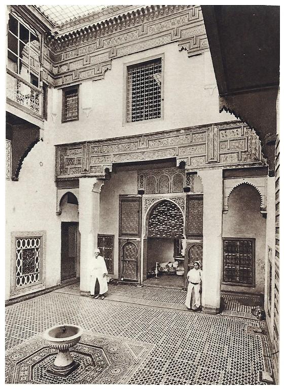 Le jardin et la maison arabes au Maroc de Jean Gallotti - Page 7 Cscan199