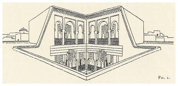 Le jardin et la maison arabes au Maroc de Jean Gallotti Cscan_10