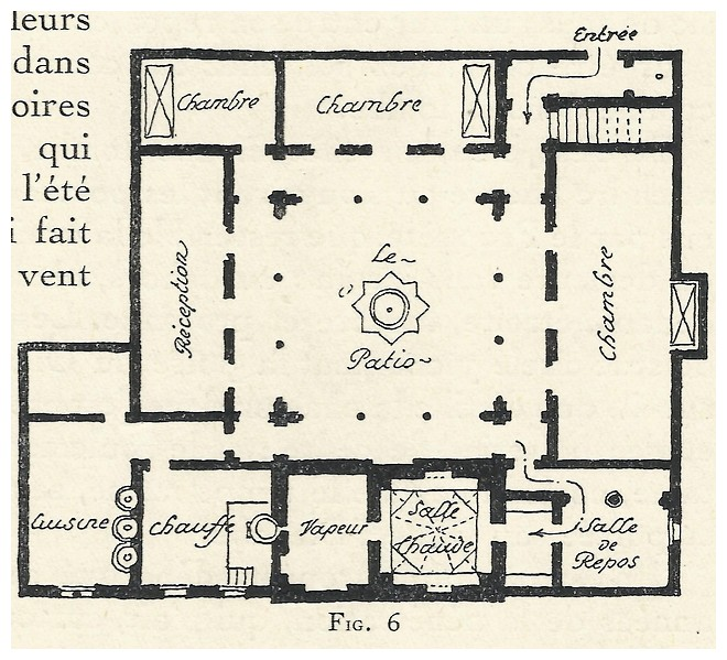 Le jardin et la maison arabes au Maroc de Jean Gallotti Cscan_15
