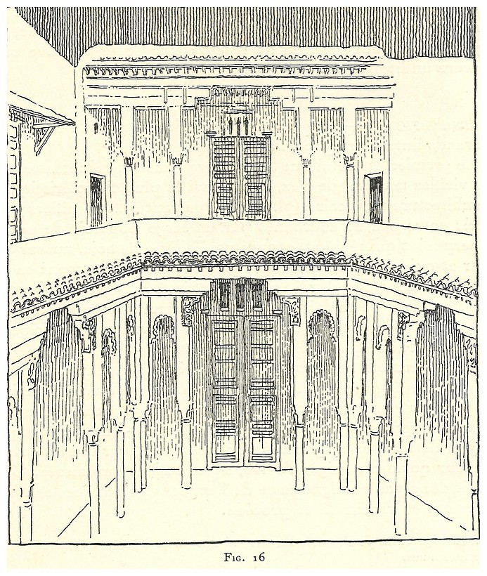 Le jardin et la maison arabes au Maroc de Jean Gallotti Cscan_26