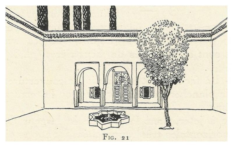 Le jardin et la maison arabes au Maroc de Jean Gallotti - Page 2 Cscan_36