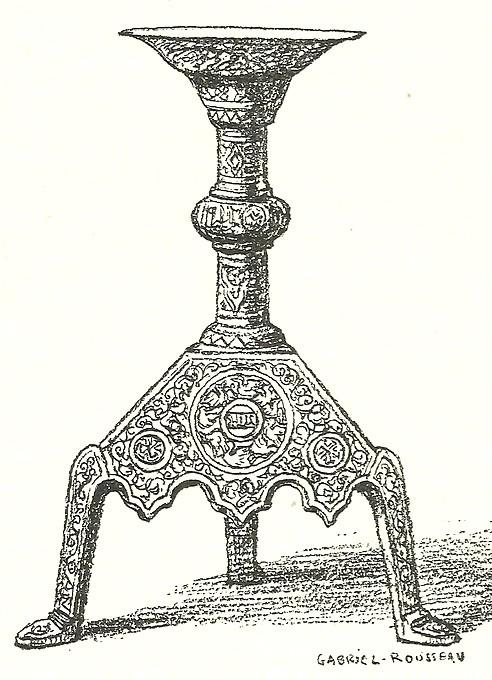 L'Art décoratif musulman, Gabriel-Rousseau, 1934 - Page 11 Dscan100