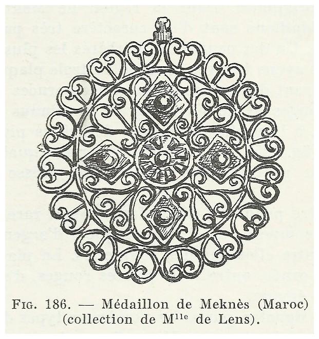 L'Art décoratif musulman, Gabriel-Rousseau, 1934 - Page 11 Dscan105