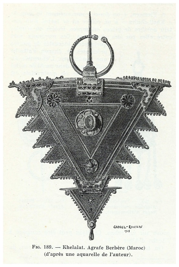 L'Art décoratif musulman, Gabriel-Rousseau, 1934 - Page 11 Dscan109