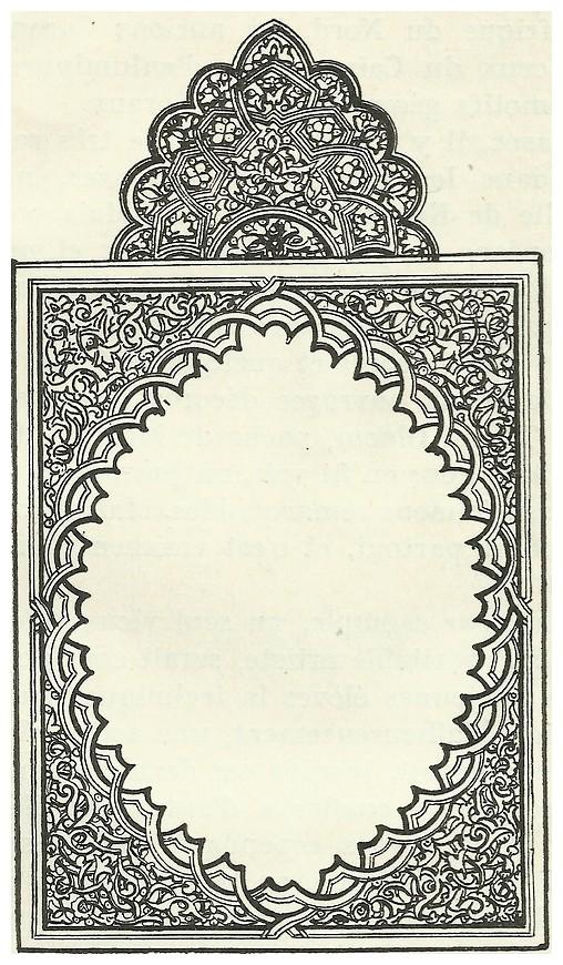 L'Art décoratif musulman, Gabriel-Rousseau, 1934 - Page 12 Dscan120