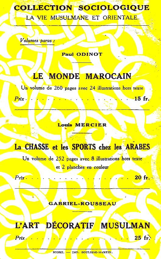 L'Art décoratif musulman, Gabriel-Rousseau, 1934 - Page 13 Dscan126