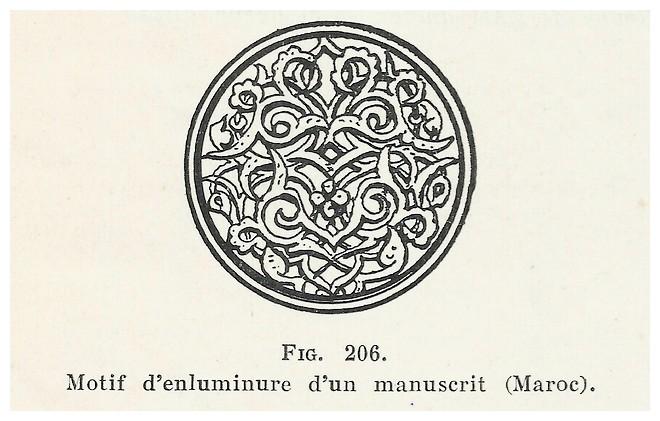 L'Art décoratif musulman, Gabriel-Rousseau, 1934 - Page 12 Dscan127
