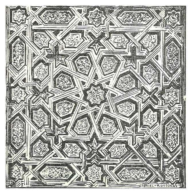 L'Art décoratif musulman, Gabriel-Rousseau, 1934 Dscan_12