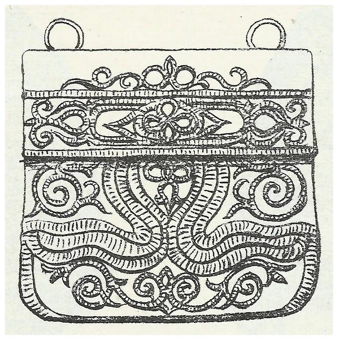 L'Art décoratif musulman, Gabriel-Rousseau, 1934 - Page 7 Dscan_30