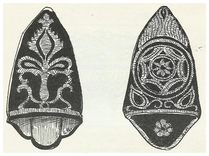 L'Art décoratif musulman, Gabriel-Rousseau, 1934 - Page 7 Dscan_31