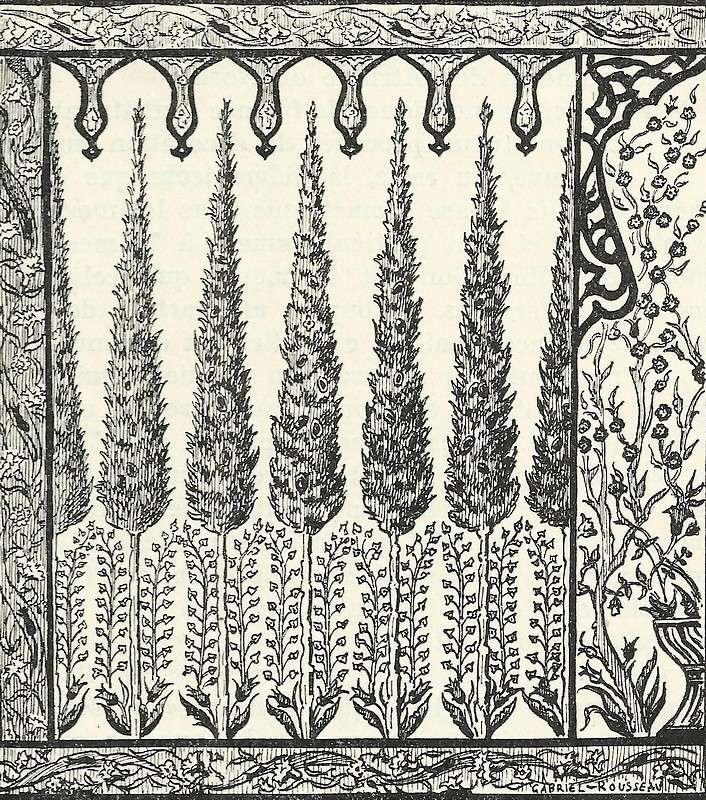 L'Art décoratif musulman, Gabriel-Rousseau, 1934 - Page 9 Dscan_73