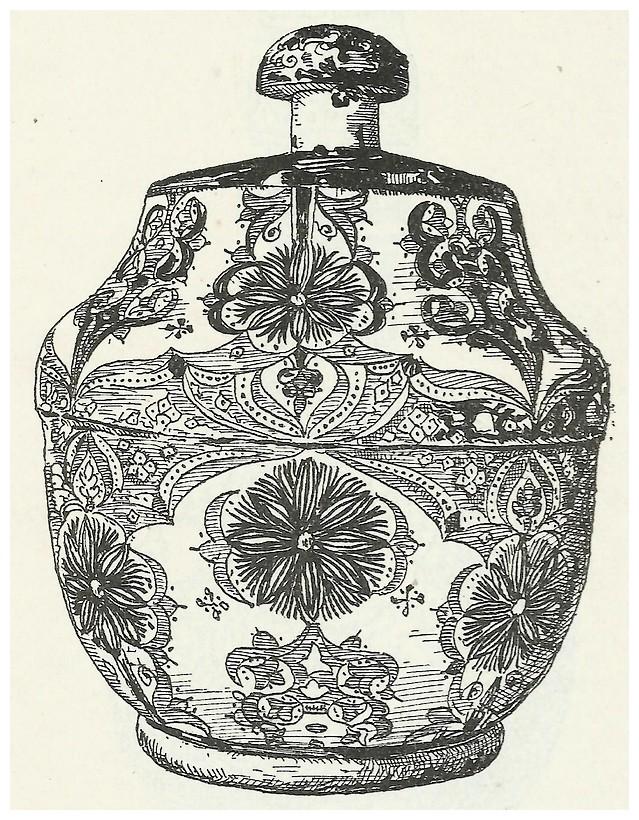 L'Art décoratif musulman, Gabriel-Rousseau, 1934 - Page 10 Dscan_79