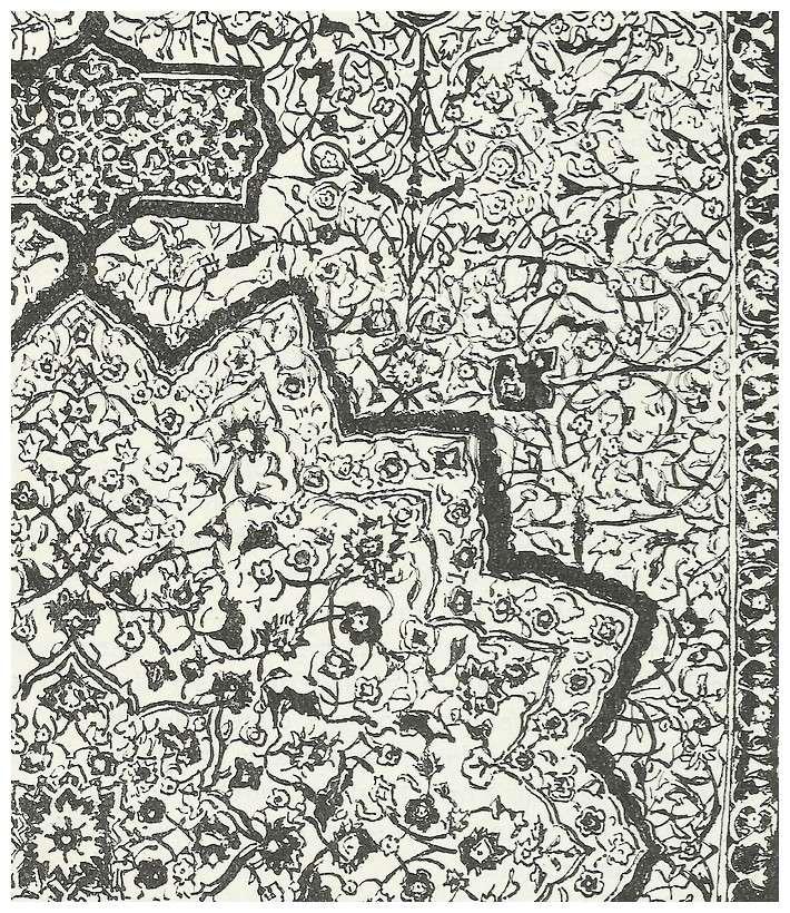 L'Art décoratif musulman, Gabriel-Rousseau, 1934 - Page 10 Dscan_85